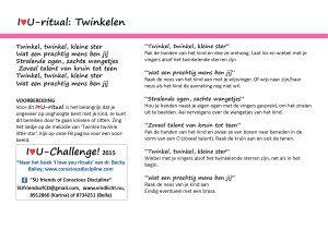Ritual Twinkelen